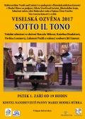 Veselská ozvěna 2017 - Sotto Il Tono