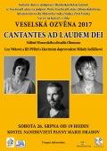 Veselská ozvěna 2017 - Cantantes Ad Laudem Dei