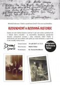 Tereza Dvořáková: Rodokmeny a rodinná historie