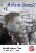 Spisovatelé do knihoven : Adam Borzič
