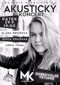 Akustický koncert