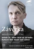 Listování s účastí autora - Závěrka - Miloš Urban