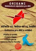 Origami-skládankové odpoledne pro děti