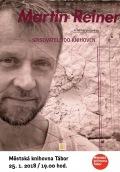 Spisovatelé do knihoven: Martin Reiner