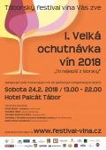 Velký košt vín - zahájení festivalu vína