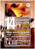 14. Velikonoce s Jesusem - koncert a sbírka pro Moniku s Tomáškem