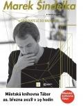 Spisovatelé do knihoven: Marek Šindelka