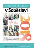 Setkání s hudbou v Soběslavi 2018