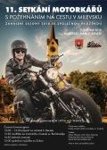 11. setkání motorkářů