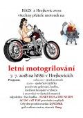 letní motogrilování v Hrejkovicích