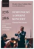 Classical Movements: SYMFONICKÝ A OPERNÍ KONCERT // DON Tábor