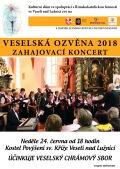 Zahajovací koncert Veselské ozvěny 2018