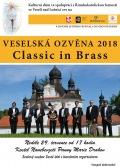 Veselská ozvěna 2018 - Classic in Brass