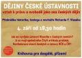 Dějiny české ústavnosti