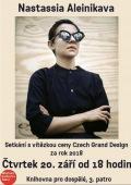 Nastassia Aleinikava - design šperků