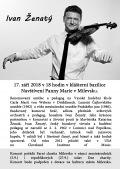 Houslový koncert Ivana Ženatého