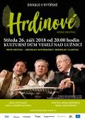 Hrdinové - Divadlo v Rytířské