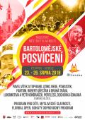 Bartolomějské posvícení - Milevské slavnosti 2018