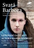 Listování - Svatá Barbora - Šindelka, Mašek, Pokorný