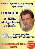 Jan Sokol: přednáška (nejen) k Wikipedii