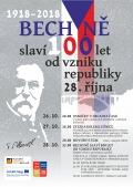 Bechyně slaví 100 let vzniku republiky