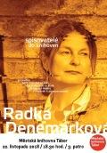 Spisovatelé do knihoven : Radka Denemarková