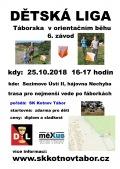 Dětská liga Táborska SK Kotnov