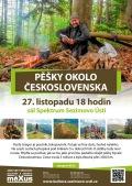 Pěšky okolo Československa