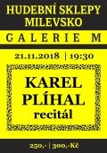 Karel Plíhal, recitál