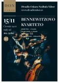 BENNEWITZOVO KVARTETO // DON Tábor