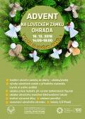 Advent na Loveckém zámku Ohrada