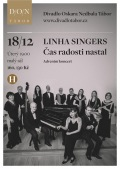 LINHA SINGERS - Čas radosti nastal // DON Tábor
