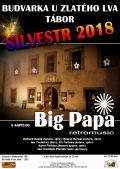 Silvestr v Budvarce s Big Papa