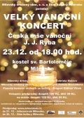 Velký vánoční koncert