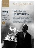 NAŠE TŘÍDA // Divadlo Oskara Nedbala Tábor