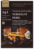 NORMÁLNÍ DEBIL // Divadlo Oskara Nedbala Tábor