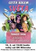 Cesta kolem světa - Travesti show