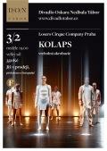 KOLAPS - přeložené představení // DON Tábor