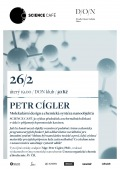 PETR CÍGLER - Molekulární design a chemická syntéza nanoobjektů // DON Tábor