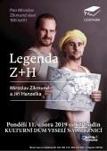 Listování - Legenda - Z + H - Pan Miroslav Zikmund slaví 100 let!
