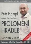 PROLOMENÍ HRADEB - Petr Hampl