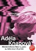 Spisovatelé do knihoven : Adéla Knapová