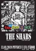 13.03. pivnice U Lva Tábor - The Shabs (JAR)