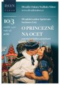 O PRINCEZNĚ NA OCET // Divadlo Oskara Nedbala Tábor