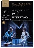 PANÍ BOVARYOVÁ // Divadlo Oskara Nedbala Tábor