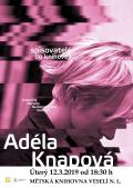 Spisovatelé do knihoven - Adéla Knapová