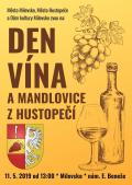 Den vína a mandlovice z Hustopečí