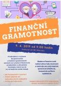 Finanční gramotnost - přednáška