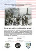 Olga Kolísková: Emigrace Čechů do USA v 19. a počátkem 20. století
