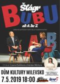 Šlágr Bubu od A do Z